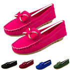 NEW HOT Moccasins Bowknot Frill Ballerinas Slip On Flats Loafers Stylish Shoes