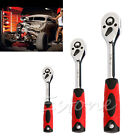 """Heavy Duty 1/4"""" 3/8"""" 1/2""""Drive Quick Release Ratchet Socket Wrench Tool"""