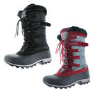 Kamik Snowvalley Women's Waterproof Nylon Snow Boots