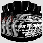 5 x Power ZMA = 450 Tabletten - Zink Magnesium Vitamin B6 - Testosteron IGF-1