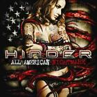 THE ALL AMERICAN NIGHTMARE - USED - LIKE NEW CD