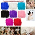 200PCS 10-13cm Marabou Feathers For Wedding Millinery Art Craft/ Wedding Decor