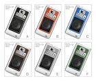 Music Guitar Speaker Rock Metal Hard Back Cover Case for Samsung Galaxy S2 i9100
