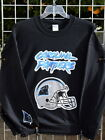 Carolina PANTHERS BLACK, CREW Neck Sweatshirt  S, M, L, XL, 2XL, 3XL, 4XL, 5XL