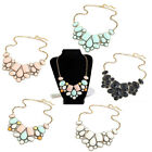 Choker Necklace Geometry Pendant Collar Chain Jewelry For Parties Decor HF