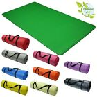 Yoga Mat ENERGY 190x100x1.5cm Fitness Workout Camping Pilates Gym PHTHALAT FREE