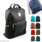 Women New Backpack Satchel Book Bags Casual School STUD Bag Faux Leather