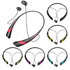 Wireless Bluetooth Headset Stereo Headphone Universal Sport Handfree Earphone