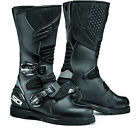 Sidi Deep Rain Motorcycle Boots Water Resistant Motorbike Adventure All Sizes