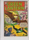 Green Lantern #30 FN- july 1964 - 1st appearance of katma tui - dinosaurs cover
