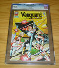 Vanguard Illustrated #2 CGC 9.2 pacific comics - dave stevens - 1st stargrazers
