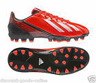 ADIDAS F10 TRX MOULDED JUNIOR FOOTBALL BOOTS RED YOUTHS BOYS CHILDRENS BOOTS