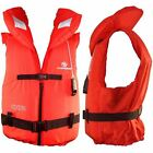 NEW Typhoon 100N Adults Life Jacket with Whistle - Sailing Boating Safety Rescue