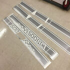 2005 Ford Mustang Roush 500 Edition Silver Decal Stripe Kit 401821 New Old Stock
