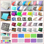 "2in1 Anti-srcatch Silk Leather Matte Hard Case Skin for MacBook Air 11""/13""inch"
