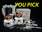 Mr & Mrs POTATO Head Toy Story Wedding Cake Topper ONLY Pick Backdrop Funny