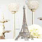 Внешний вид - Eiffel Tower Paris France Metal Stand Model For Table Decor CHOOSE SIZE & COLOR