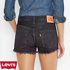 Vintage LEVIS 501 Denim Shorts High Waisted Hotpants 6 8 10 12 14 16 18  Grade A