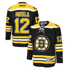 Reebok NFL Men's Boston Bruins Jarome Iginla # 12 Premier Jersey - Black