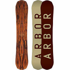 Arbor Element Premium Herren Snowboards All Mountain Freeride Rocker 2016 NEU