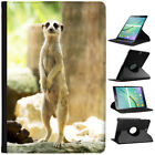 Animal Wildlife Meerkat Meercat Cover Leather Case For Samsung Galaxy Tablet