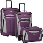 American Tourister Fieldbrook II 3-Piece Nested Luggage Luggage Set NEW