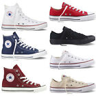 CONVERSE CHUCK TAYLOR AS CORE OX Low  HI All Star Sneakers Men Women Free Ship
