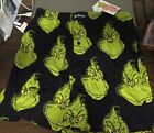 NWT Dr. Seuss The GRINCH Christmas Boxers w/Gift Bag ~Var Sizes~