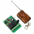 12v 1 2 4 Channel Wireless Remote Control Receiver Momentary Switch Transmitter