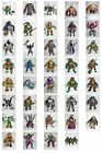 Teenage Mutant Ninja Turtles Toy Figures  (Turtle Heroes - Villains - Allies)