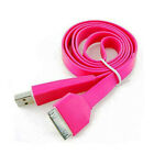 Flat Connector Charging USB Sync Data Cable For Apple iPod touch 4th generation