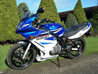 SUZUKI GS500F GS500-F COMMUTING HALF FAIRED MOTORCYCLE 17K MILES *NEW MOT* 2007