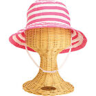 San Diego Hat Kids Ribbon Bucket Hat with Chin Strap - Hats/Gloves/Scarve NEW