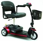 Go Go Elite Traveller 3 Wheeled Portable Travel Mobility Scooter Shoprider Aid