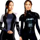 Katniss Ladies Fancy Dress The Hunger Games Book Movie Adults Womens Costume New