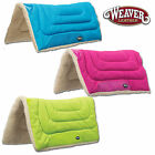 "Weaver Pony Saddle Pad with Glitter - 3 colors available - 23"" x 23"" NEW"