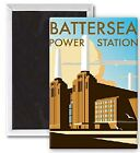 Battersea Power Station fridge magnet   (se)