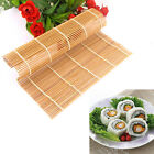 Bamboo Material DIY Sushi Rolling Mat Sushi Maker Roller Rice Roll Mold Pad Tool