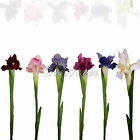 6/12 Lot Long Artificial Flowers Home Garden Wedding Bridal Party Decoration New