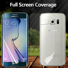 New Full 3D Curved Screen Protector PET Film Cover For Samsung Galaxy S7 S6 edge