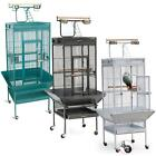 """61""""Large Bird Cage Large Play Top Parrot Finch Cage Macaw Cockatoo Pet Supply"""