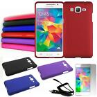 Phone Case For Samsung Galaxy Express Prime 4G TLE Hard Cover Car Charger Flim