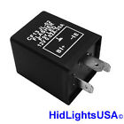 3-Pin CF13 OR CF14 LED Flasher Relay For Turn Signal Light Hyper Blink Flash Fix