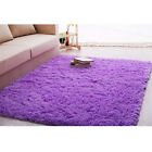 Living Room Carpet Anti-Slip Mat Bathroom Floor Mat Foam Shaggy Pad Rugs Blanket