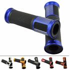 "MULTI MOTORCYCLE RUBBER GEL HAND GRIPS FOR 7/8"" HANDLEBAR SPORTS BIKES SCOOTER"