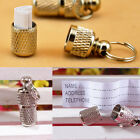 Pet Tag Dog or Cat Gold / Silver Address Holder I.D Pendant for Dog & Cat Collar