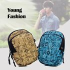 Men Quality Canvas Small Belt Pack Bum Fanny Bag  Waist Pack Couple New Fashion
