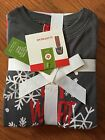 NWT Target Christmas Gray & Red OH WHAT FUN! Pajamas ~Various Kid's Sizes ~