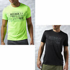 REEBOK WORKOUT READY GRAPHIC TECH T-SHIRT Herren Fitness Sport Shirt AJ2906/2912