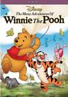 The Many Adventures of Winnie the Pooh New DVD